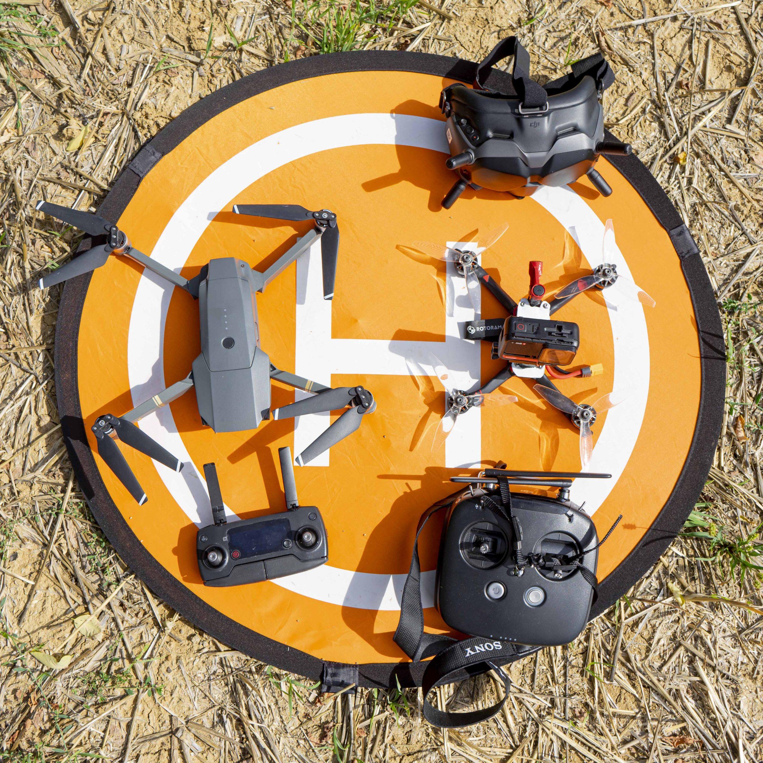 FPV dron