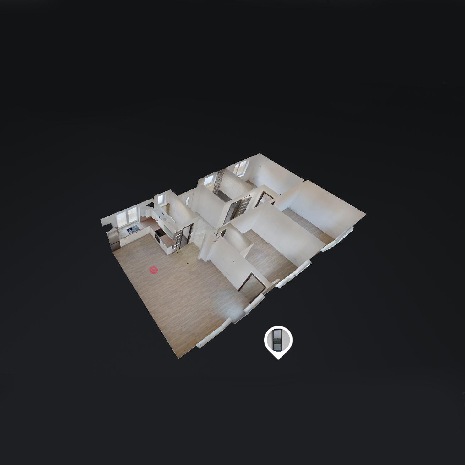 Matterport Virtuálna prehliadka