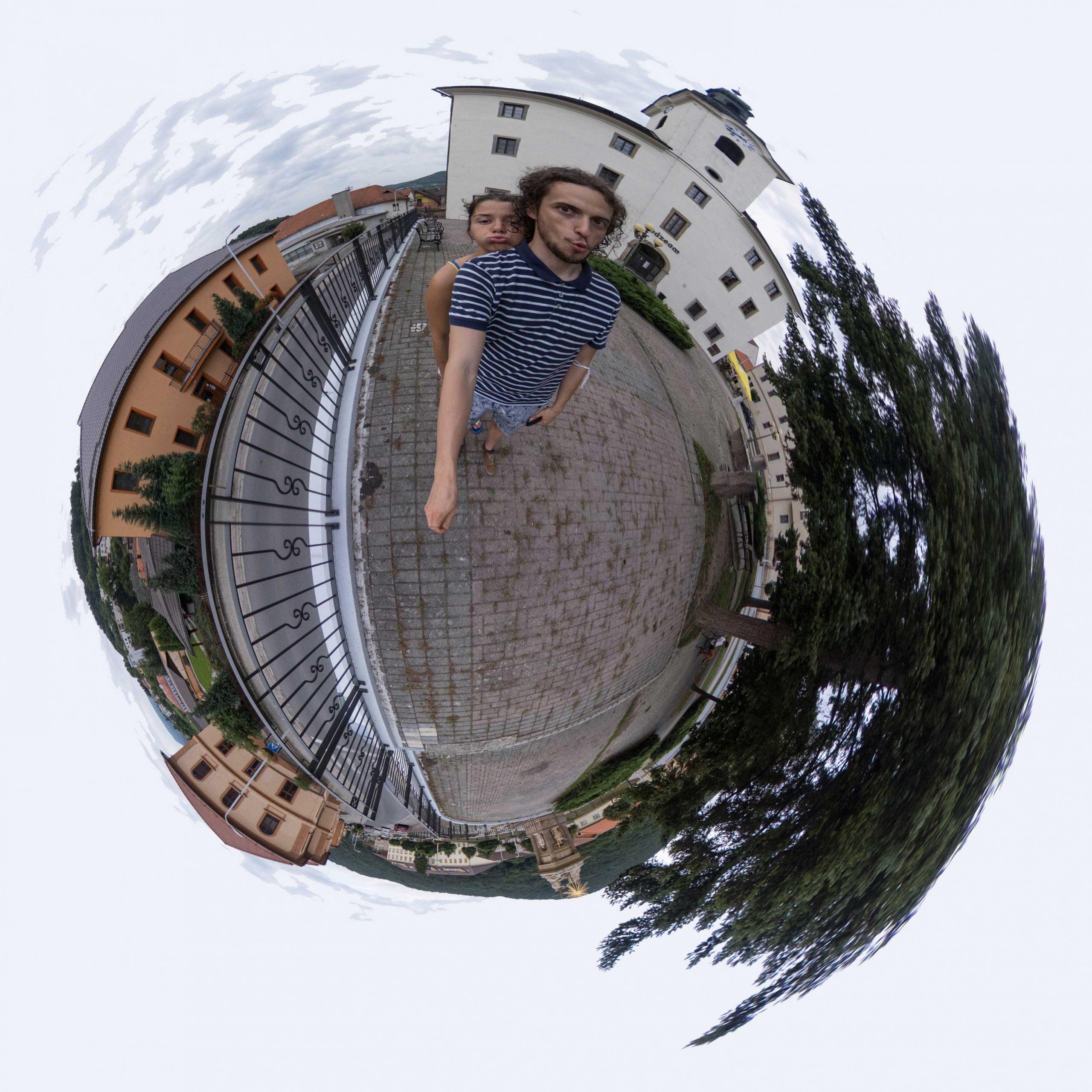 Ako pridať 360 fotku na instagram